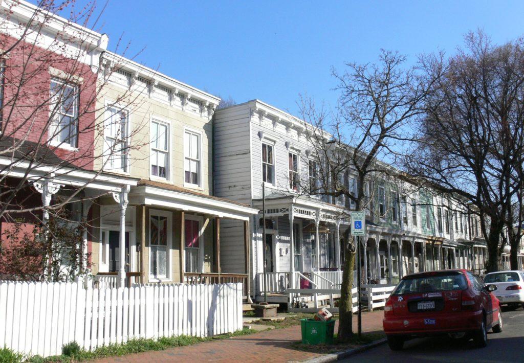 Oregon Hill Neighborhood, Richmond
