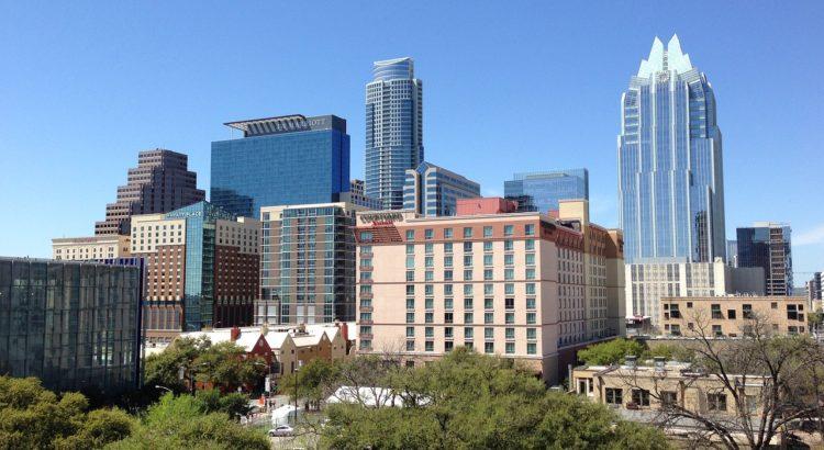 Austin skyline photo